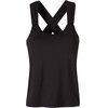 Prana W's Phoebe Top Black